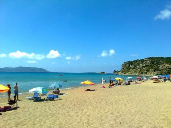 Mavrovouni Beach 400 m far